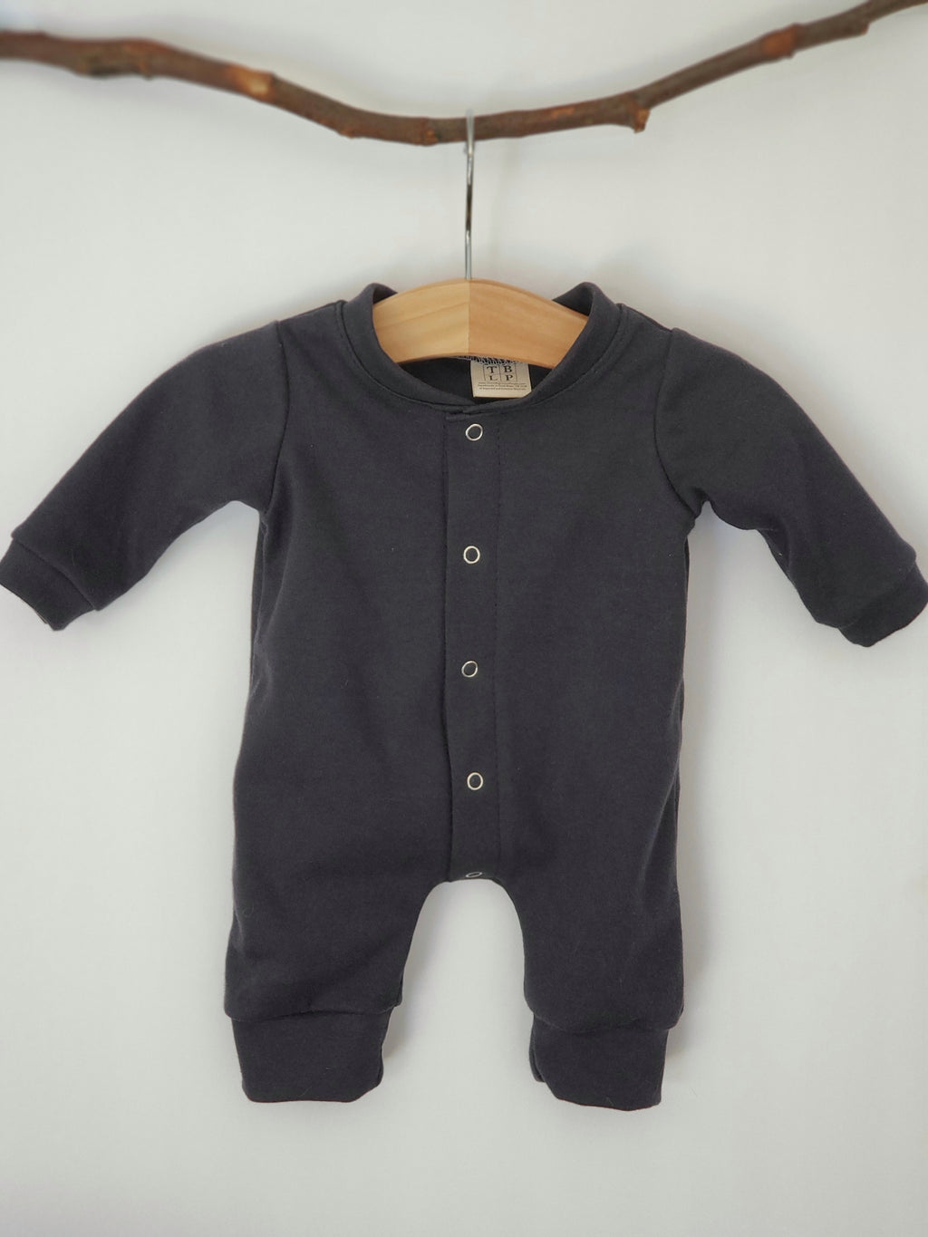 Snap-up Romper - Size Preemie