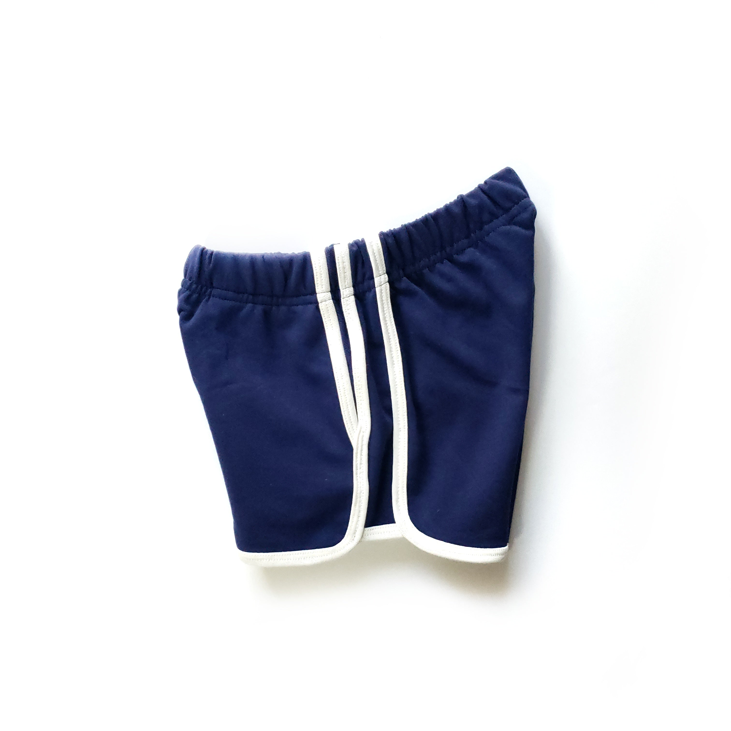 Track Shorts in Save Our Oceans - Side view