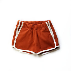 Track Shorts in Daydream Believer - Front view