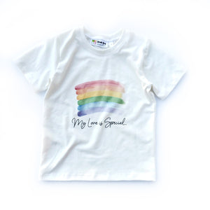 Printed Tee - My Love Is Special