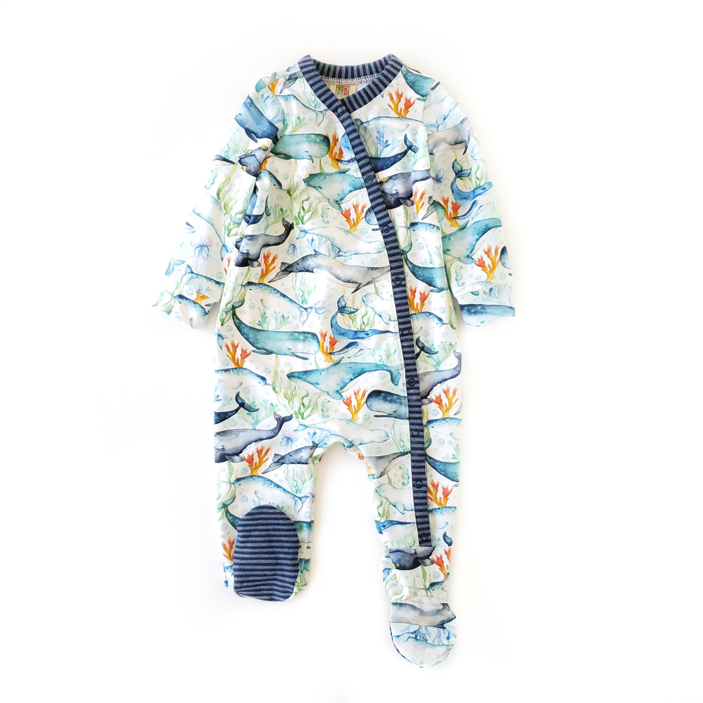 Footie Sleeper - Size 3-6 Months