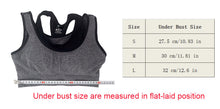 Load image into Gallery viewer, Shockproof Fitness Bra