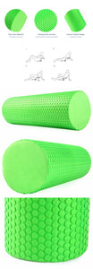 Foam Roller with Floating Point