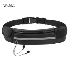 Load image into Gallery viewer, NEW! Waterproof Running Waist Belt