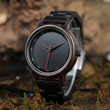 Load image into Gallery viewer, Men's 100% Bamboo Watch
