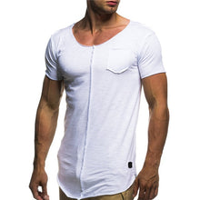 Load image into Gallery viewer, Short Sleeve Fitness T-shirt