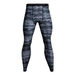 Multi-color Compression Pants for Men