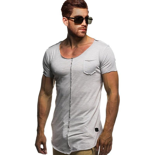 Short Sleeve Fitness T-shirt