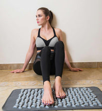 Load image into Gallery viewer, Yoga Mat Cobblestone Massage