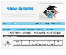Load image into Gallery viewer, Anti Slip Weight Lifting Gloves