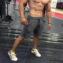 Load image into Gallery viewer, Cotton Bodybuilding Sweatpants
