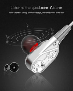 Sub Woofer Earphone