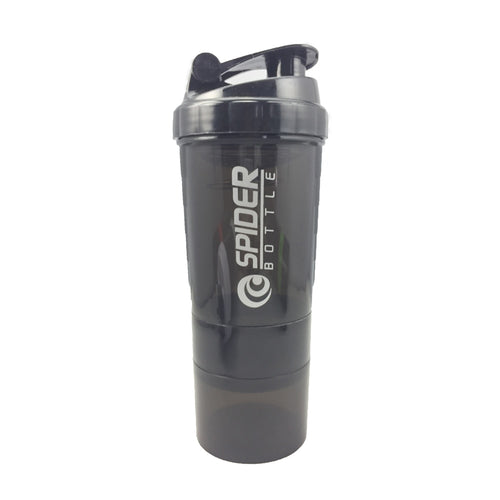 Sports Shaker Bottle with 3 layers