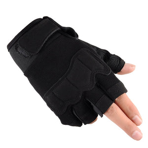 Cushioned Weightlifting Gloves