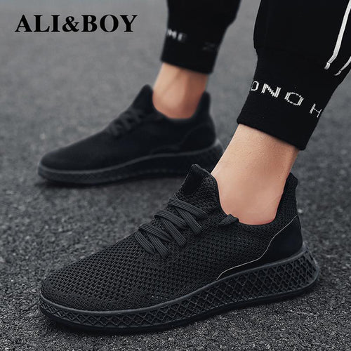Men's Mesh Lightweight Sneakers