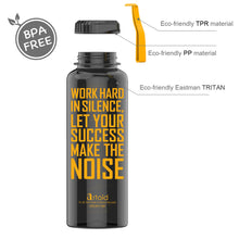 Load image into Gallery viewer, Motivational Fitness Water Bottle