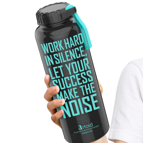Motivational Fitness Water Bottle