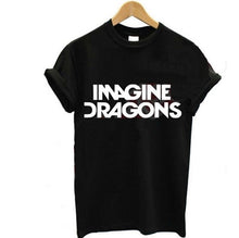 Load image into Gallery viewer, Imagine Dragons Tumblr T-shirt