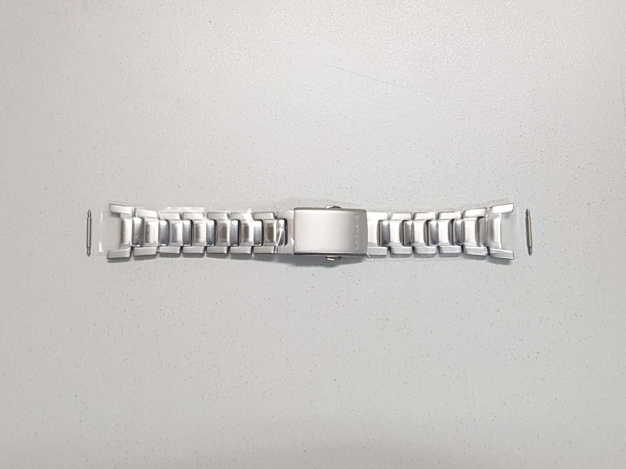 SILVER STAINLESS STEEL BAND (10109619) - G-SHOCK