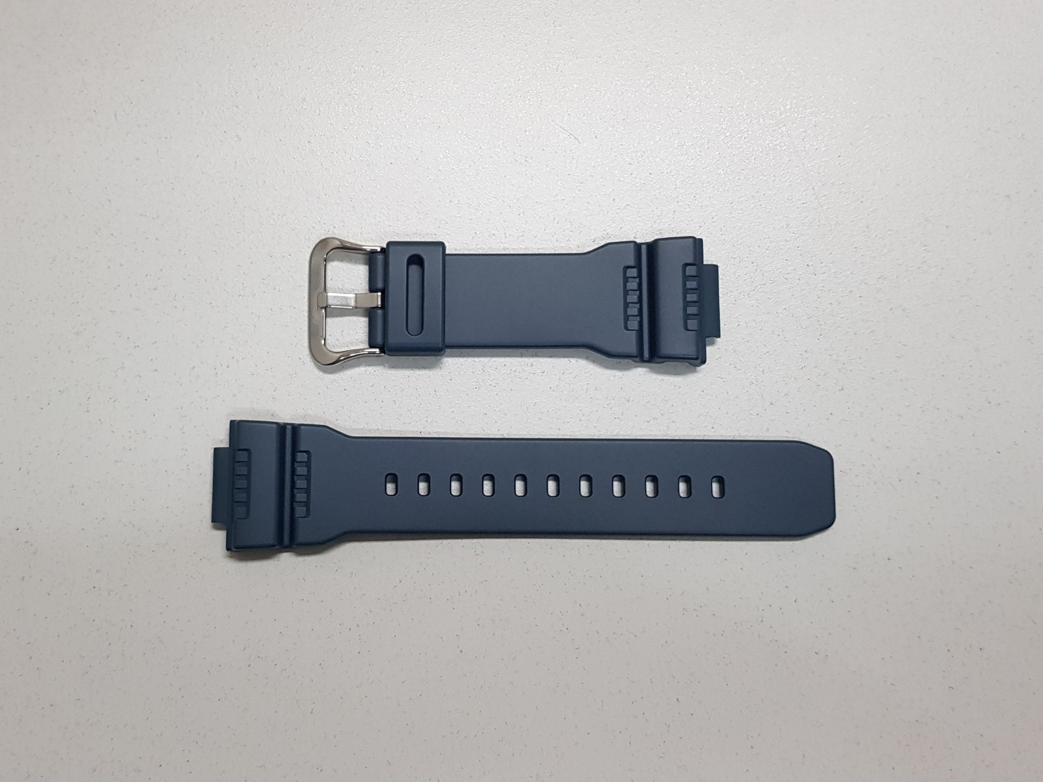 MATTE NAVY BLUE RESIN BAND (10330752) - G-SHOCK