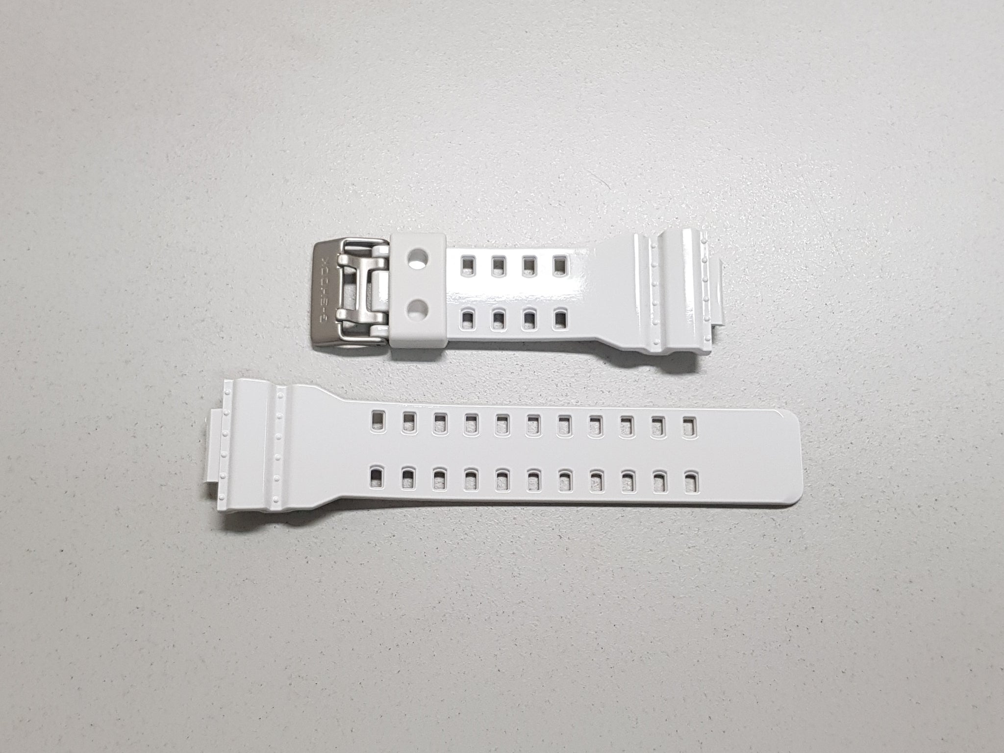 GLOSS WHITE RESIN BAND (10347710) - G-SHOCK