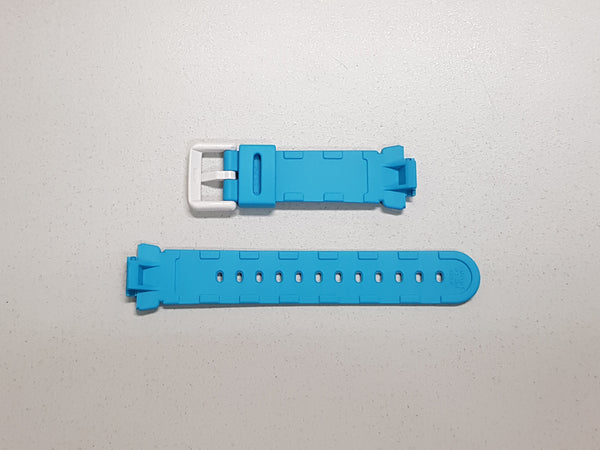 GLOSS BLUE RESIN BAND (10353073) - BABY-G