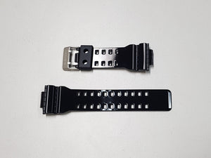GLOSS BLACK RESIN BAND (10400709) - G-SHOCK