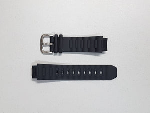 MATTE BLACK RESIN BAND (10408301) - BABY-G