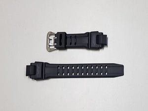 MATTE BLACK/GREY PRINT RESIN BAND (10435441) - G-SHOCK