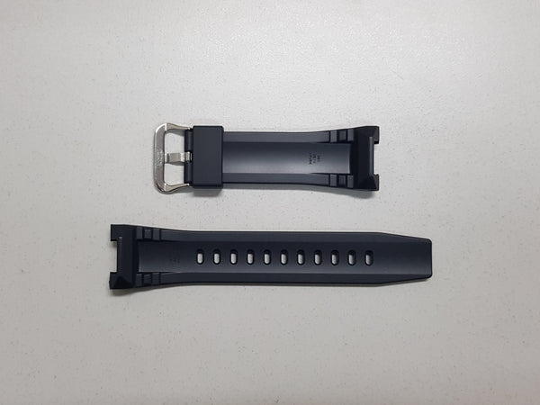 MATTE BLACK RESIN BAND (10502763) - G-SHOCK