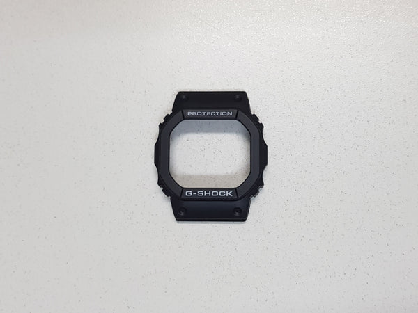 MATTE BLACK RESIN BEZEL (74236776) - G-SHOCK