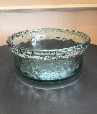 Freeform Glacier Bowl Medium