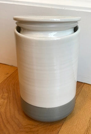 Stoneware Container Large