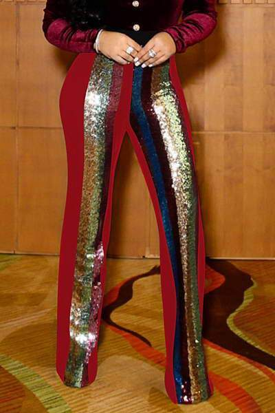 high-waist-wide-leg-funky-sequin-striped-rainbow-club-party-pants