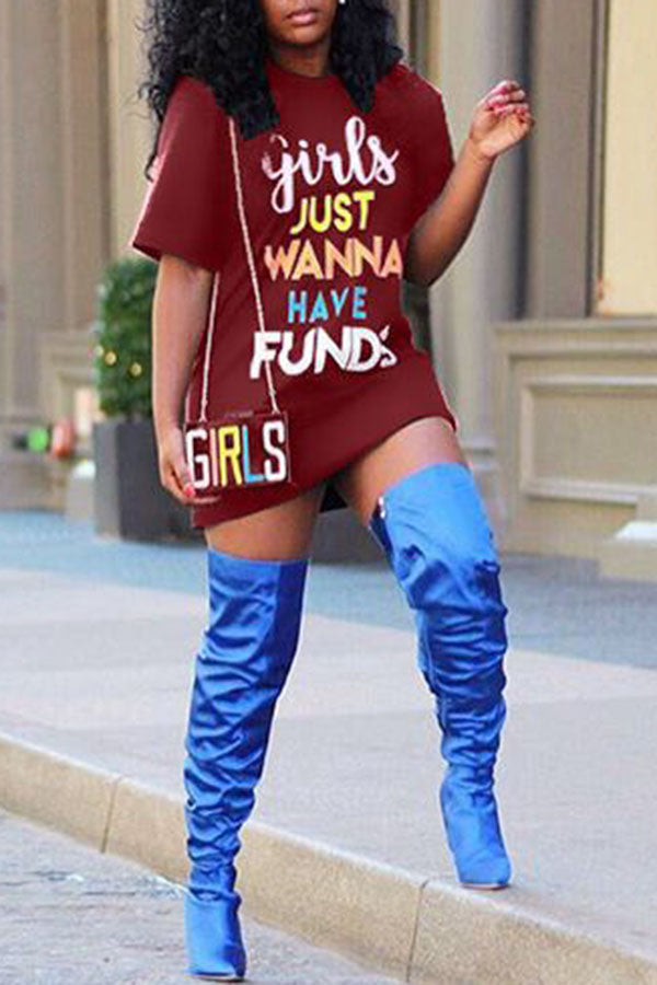 Girls Want Funds Dress
