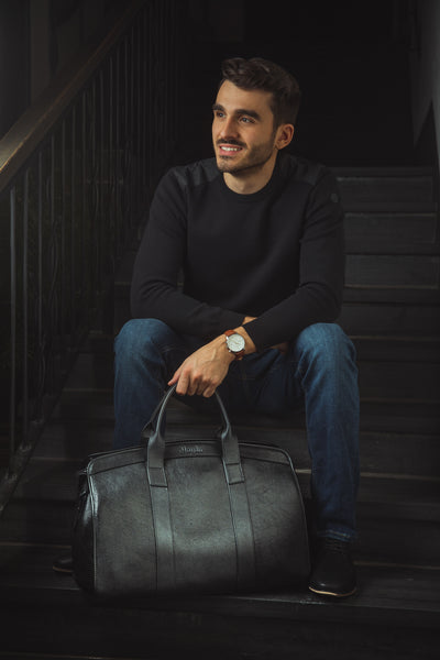 Duffle bag Ely - Black