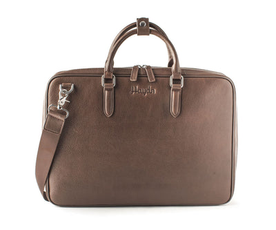 Laptop bag Kye - Chocolate Brown
