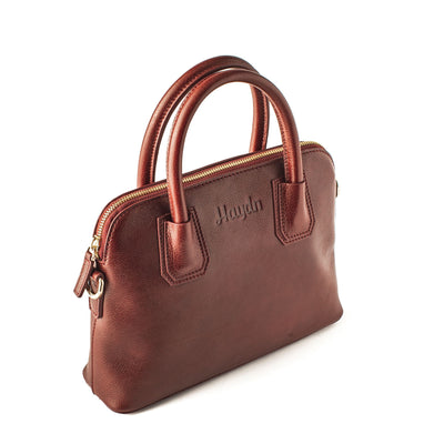 Purse Eva - Burgundy