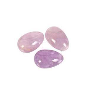 Small Amethyst Yoni Egg, 1 pc