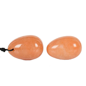 Natural Red Aventurine Yoni Egg
