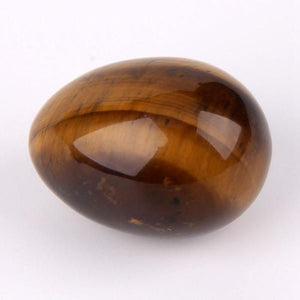 Brown Tiger's Eye Yoni Egg