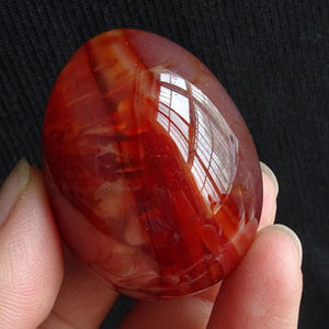 Natural Red Agate Yoni Egg