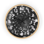 Wall clock - Scathed | Designed by @remlor