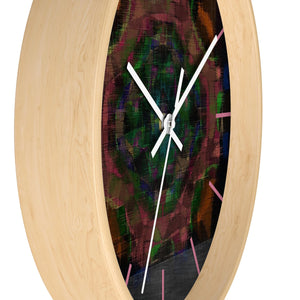 Wall Clock - Project usefulness...denied | A Time Piece - Designed by @remlor - Remlor Art