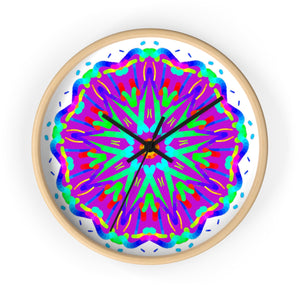 Wall clock - The Back  | A Pattern Designed by @remlor - Remlor Art
