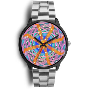 Cluster Gaggle - Black Metal  Watch - by @remlor - Remlor Art