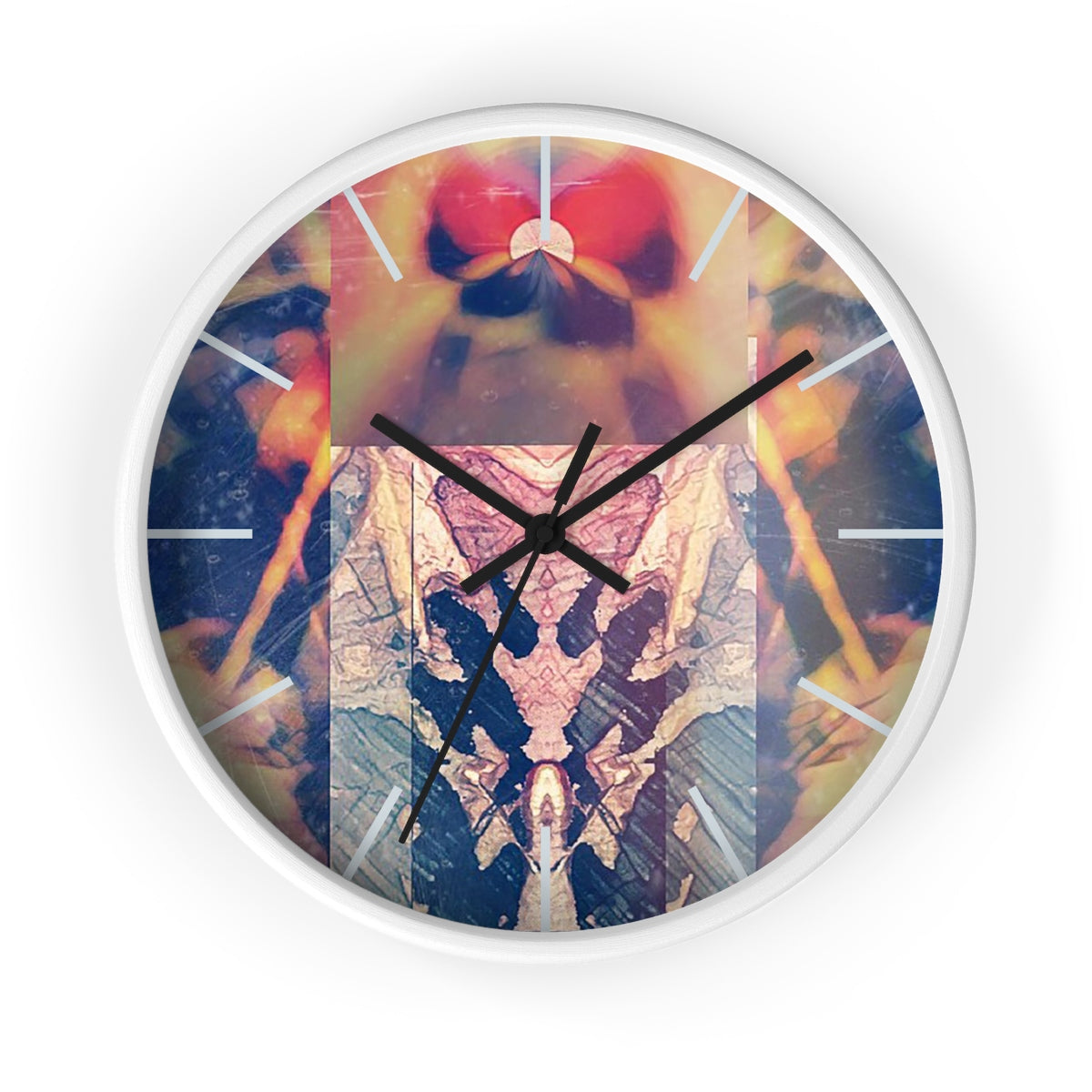 horizon Discovered Alien - Wall clock - Designed by @remlor - Remlor Art