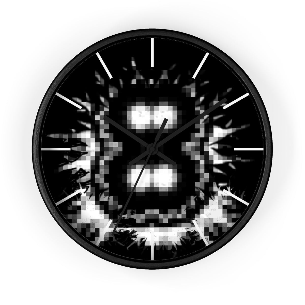 Wall Clock - Tea breaking up on cars ... | A Time Piece - Designed by @remlor - Remlor Art