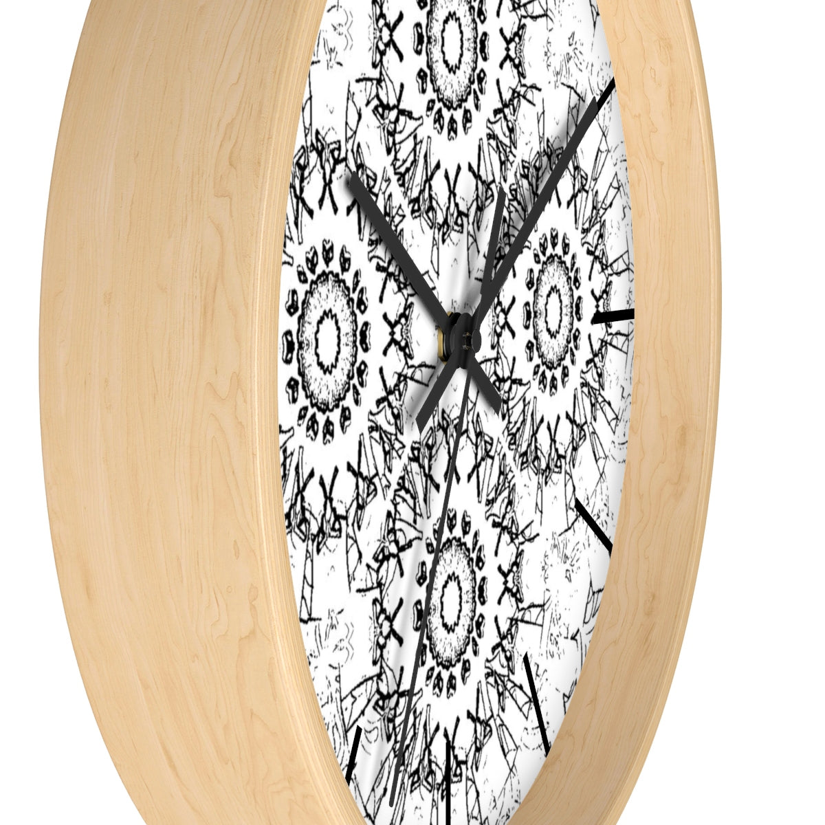 Mouthpiece - Wall clock - Designed by @remlor - Remlor Art