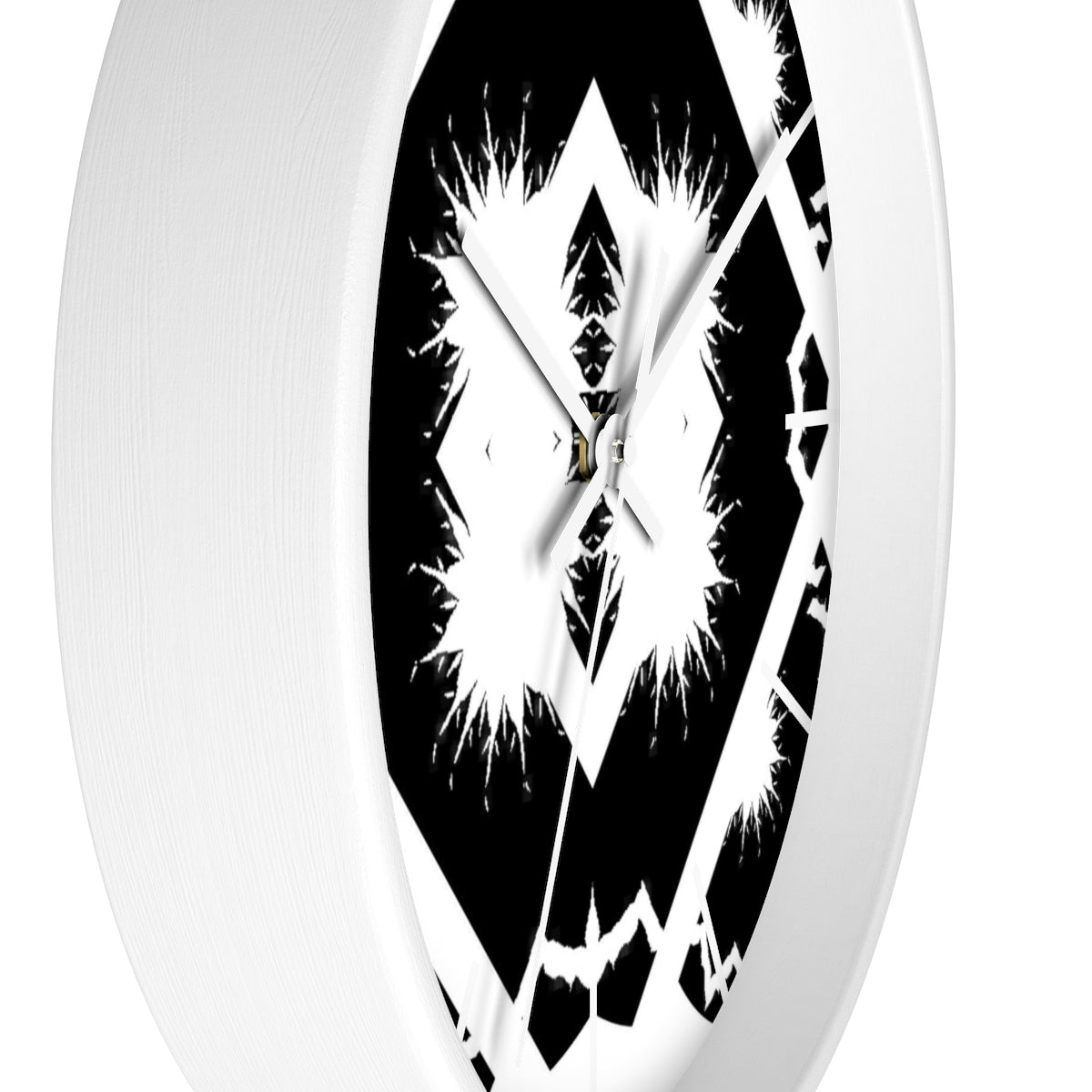 Smithereens - Wall clock - Designed by @remlor - Remlor Art